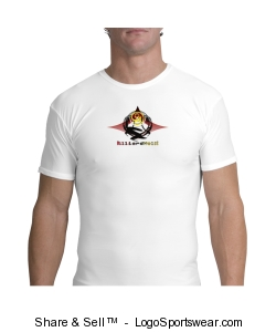 Short sleeve Moisture Wicking T-shirt Design Zoom